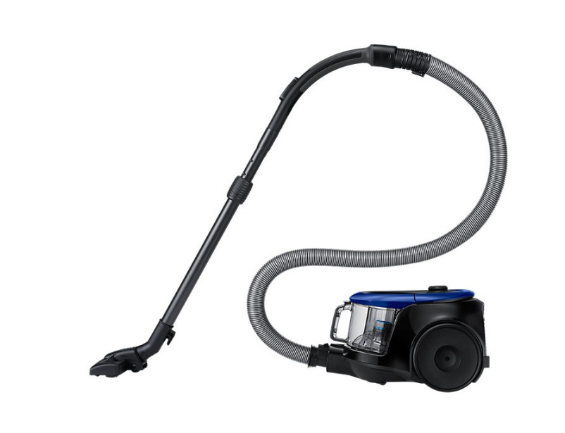 VC18M2120SB Canister Bagless Vacuum cleaner, 1800 W