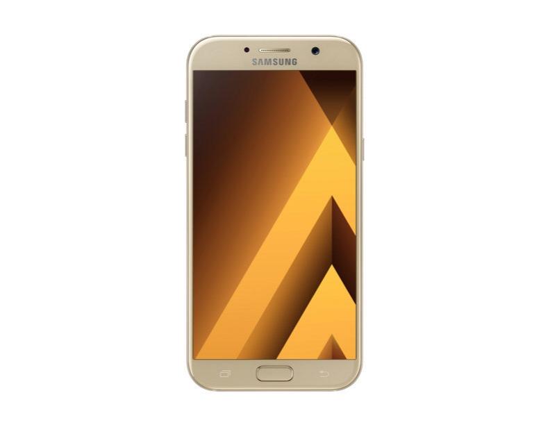 Galaxy A7 - Gold