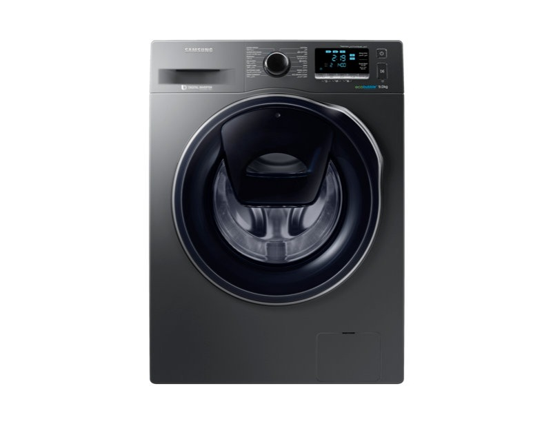 WW90K6410QX Front Loading Washing Machine with AddWash, 9 kg
