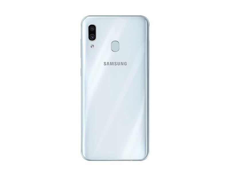 Galaxy A30 - WHITE