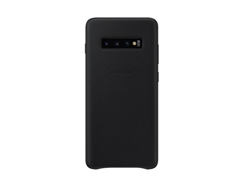 S10 PLUS Leather cover - Black