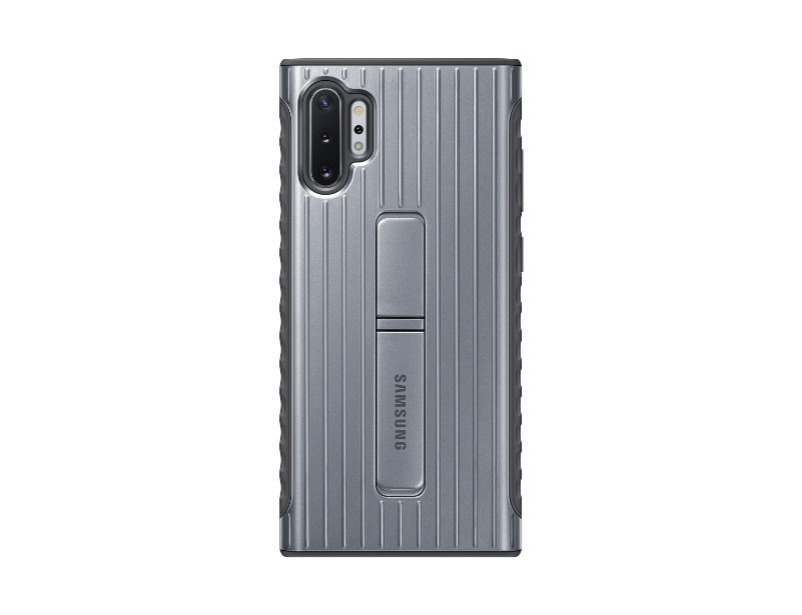 Note 10+ Protective Cover -Silver