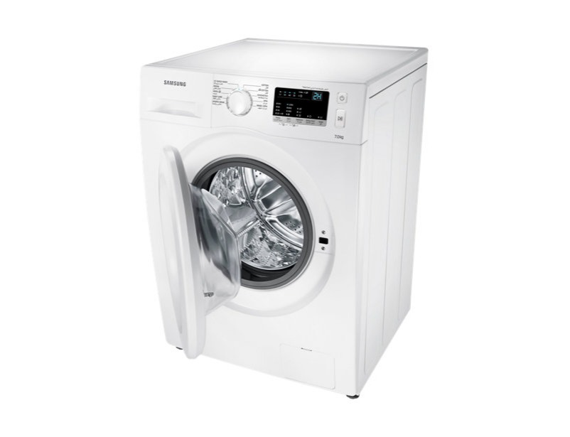 WW70J3280KW Front Loading Washing Machine with Diamond Drum, 7 Kg
