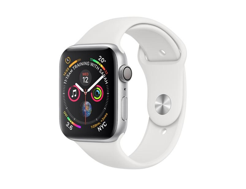 Apple Watch Series 4 GPS 40mm Aluminum Case Silver
