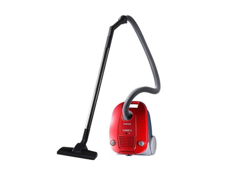 VCC4130S37/XSG Canister Bag Vacuum cleaner, 1600 W