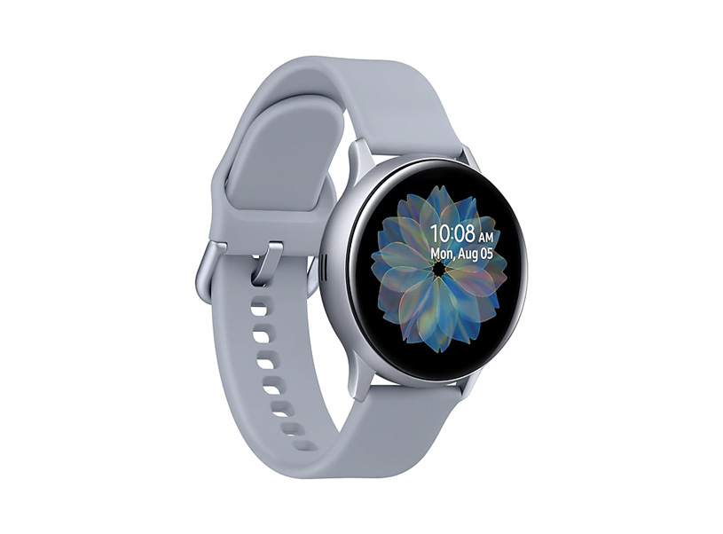 Galaxy Watch Active 2 (40mm) CLOUD SILVER- Aluminium
