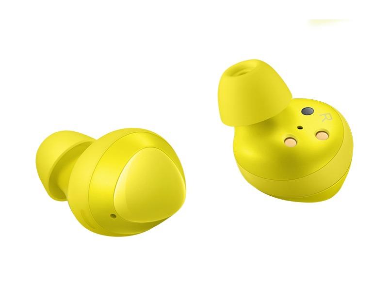 Galaxy Buds - Yellow
