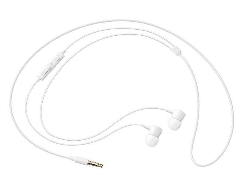 SAMSUNG  EARPHONE HS1303 - WHITE -UNIVERSAL(EO-HS1303WEGAE)