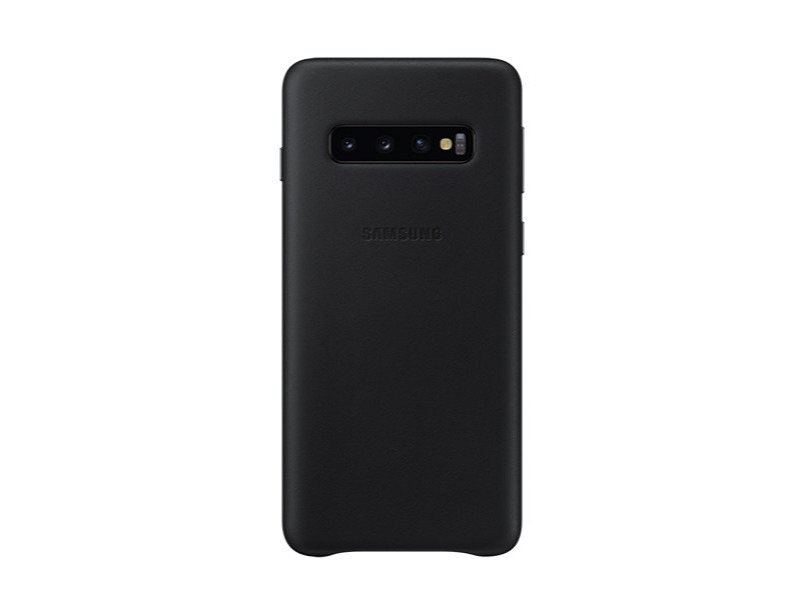 S10 Leather cover - Black