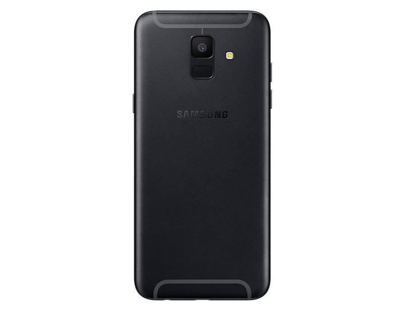 Galaxy A6 - Black