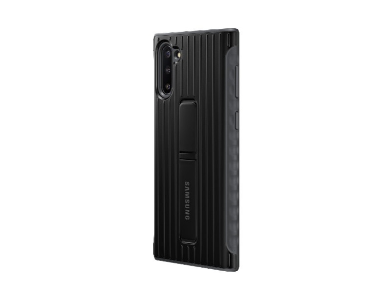 Note 10 Protective Cover - Black