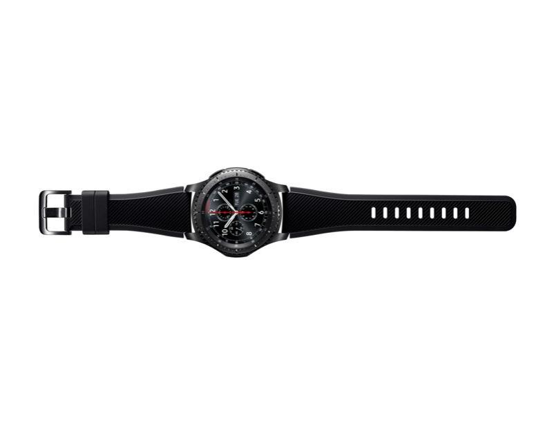 GEAR S3 FRONTIER - Black
