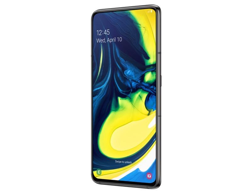 Galaxy A80 - Black