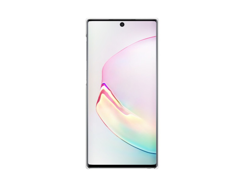 Note 10 LED cover - White