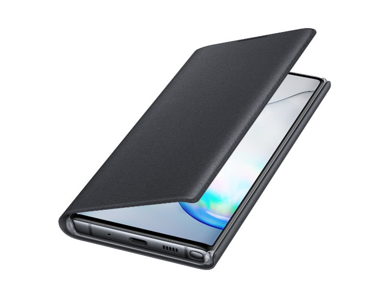 Note 10 LED View Cover - Black