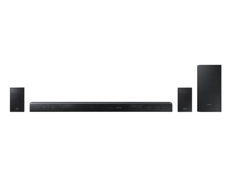 500 W 5.1.4 Ch Dolby Atmos Soundbar HW-K950