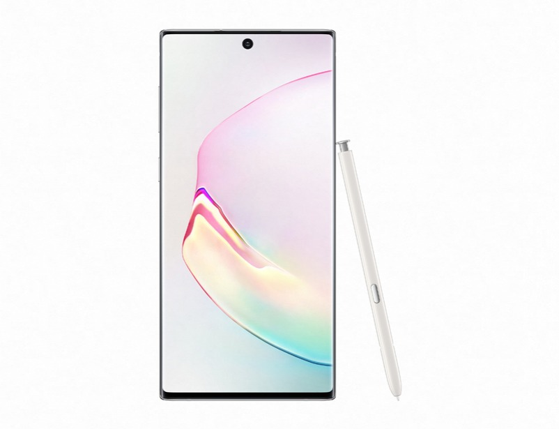 Galaxy Note 10 (256GB) - Aura White