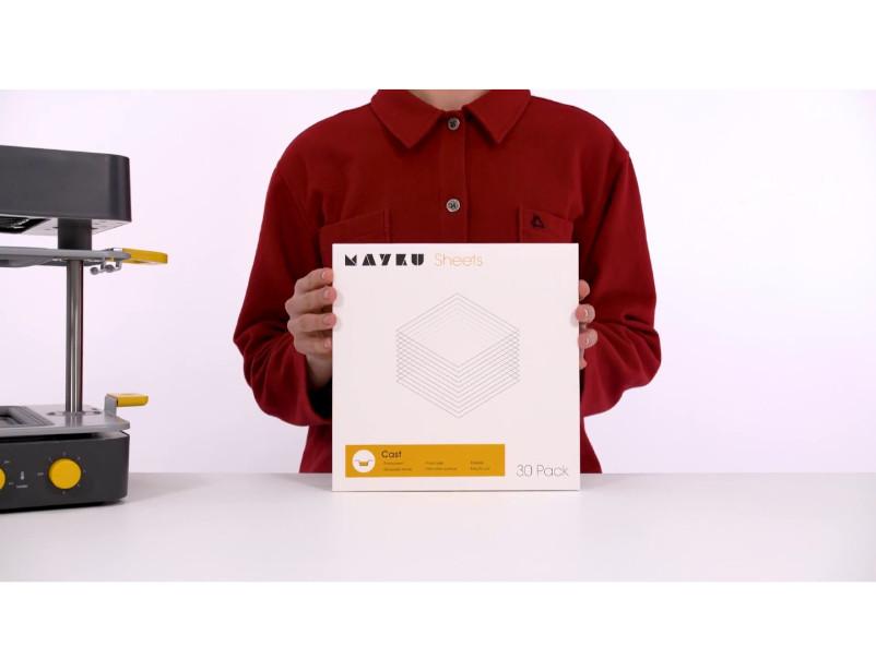 Mayku Vacuum forming machine