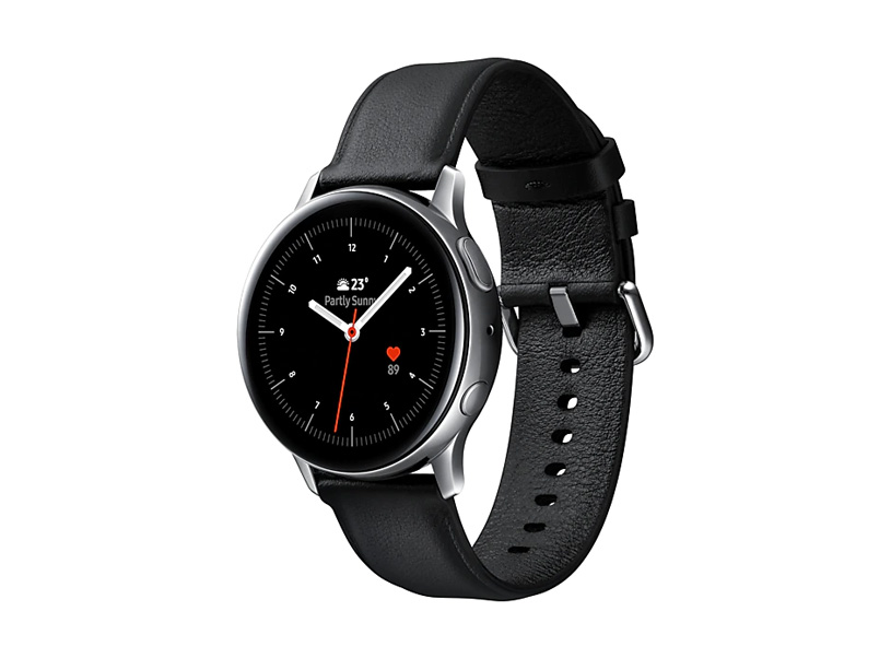 Galaxy Watch Active 2 (40mm) SILVER- Stainless Steel