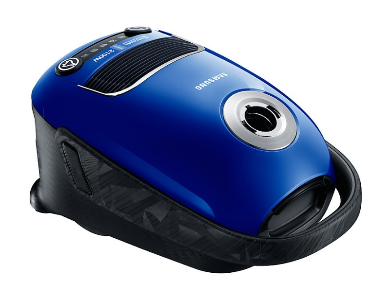 VCF600G Canister VC with Extreme Suction Power, 2100 Watt, Vital Blue