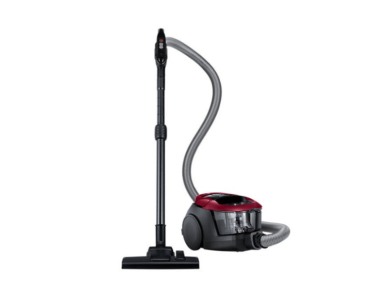 VC18M31A0HP Canister Bagless Vacuum cleaner, 1800 W