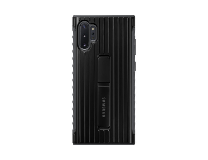 Note 10+ Protective Cover - Black