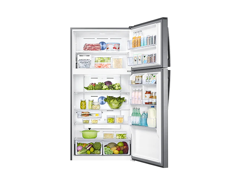 RT81K7057SL Top mount freezer with Twin Cooling, 810L