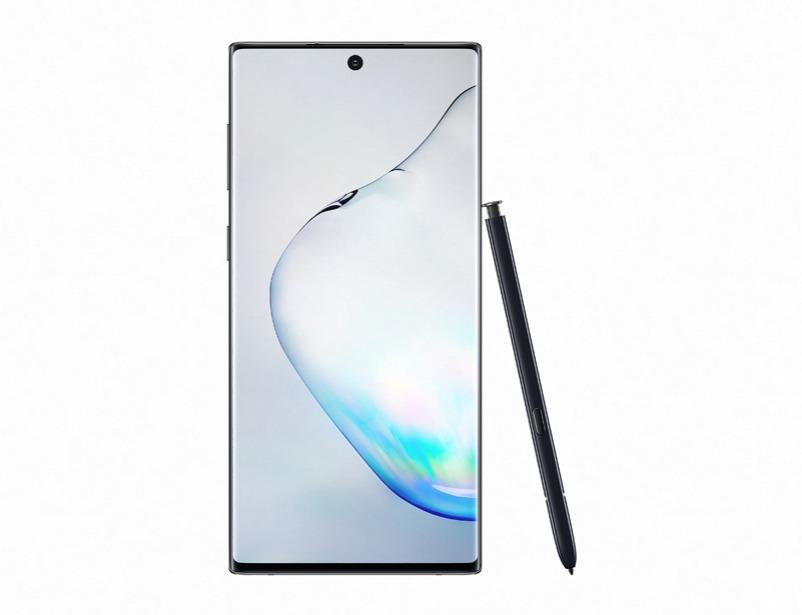 Galaxy Note 10(256GB) - Aura Black