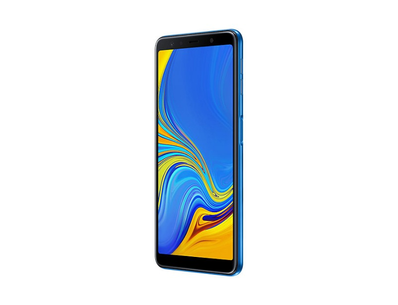 Galaxy A7  (128GB) Blue