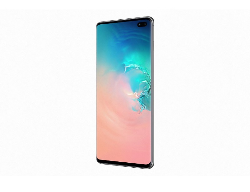 Galaxy S10+ 512GB - Ceramic White