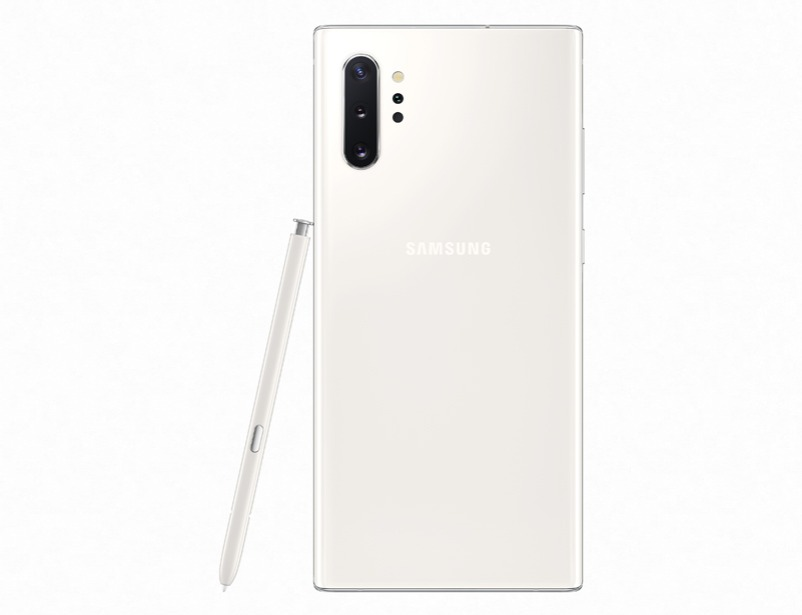 Galaxy Note 10+ (256GB) - Aura White