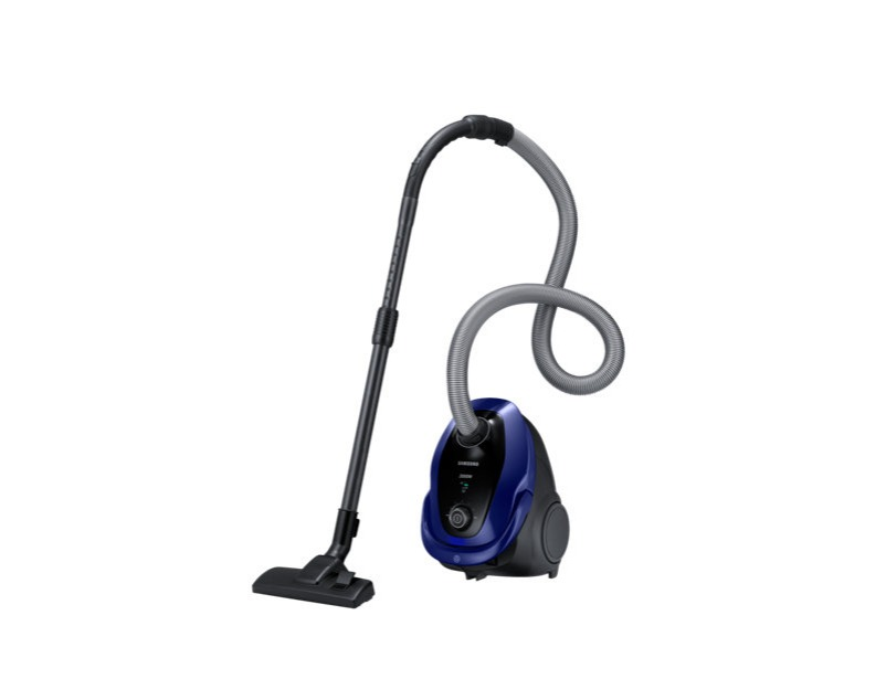 VC20M2510WB/SG Canister Bag Vacuum cleaner, 2000 W