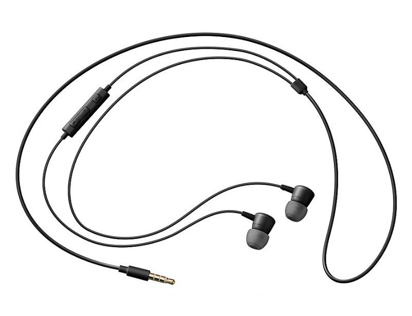 SAMSUNG EARPHONE HS1303 - BLACK -UNIVERSAL(EO-HS1303BEGAE)
