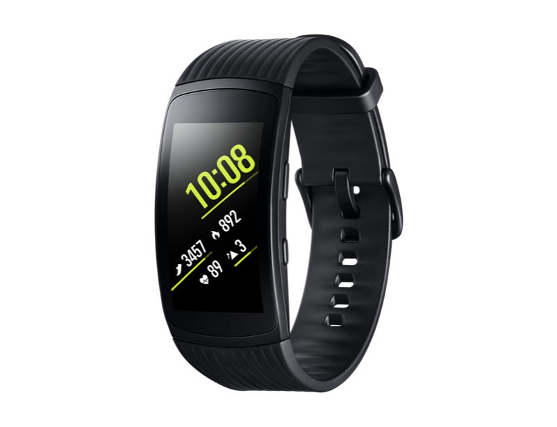 GEAR FIT2 PRO - LARGE (Black)