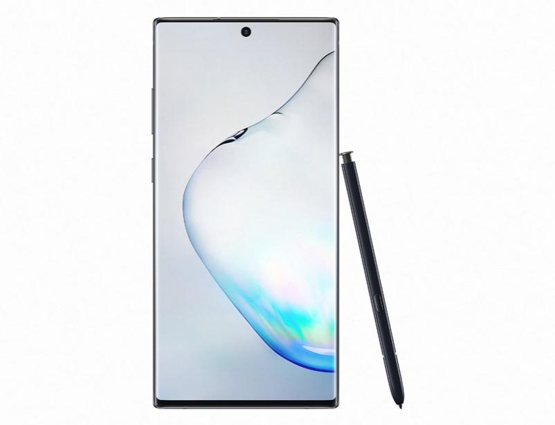 Galaxy Note 10+(512GB) - Aura Black