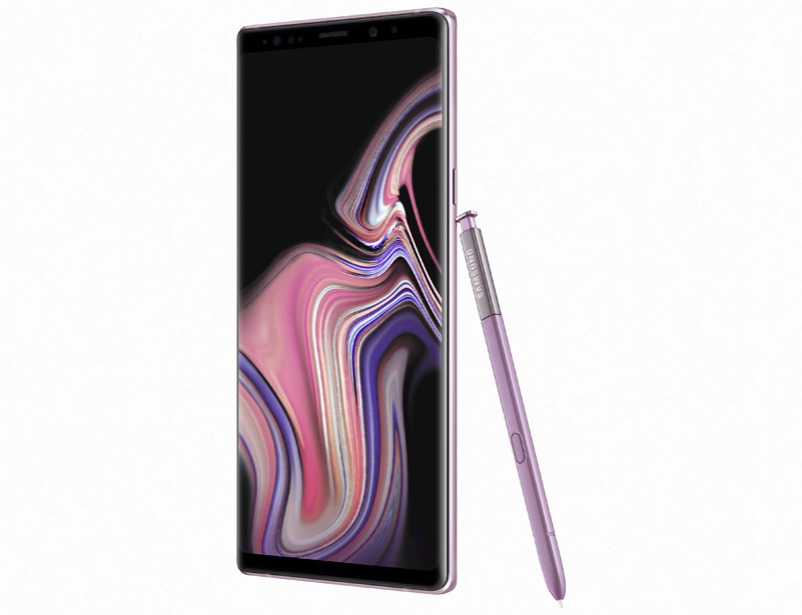 Galaxy Note 9 (128gb) - Purple