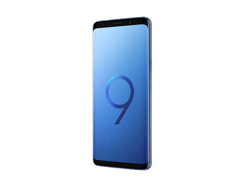 Galaxy S9 (128GB) - Coral Blue