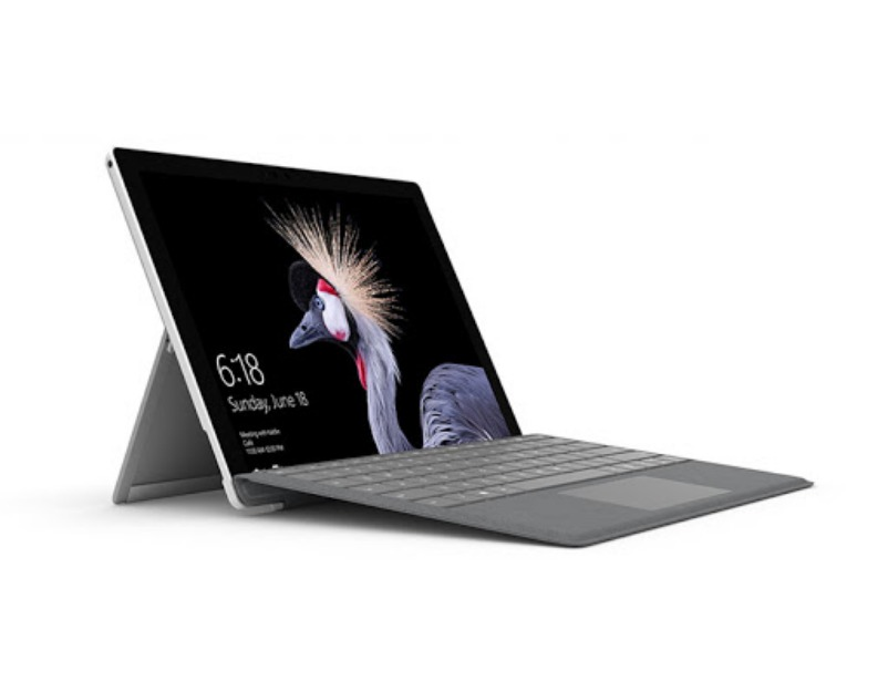 SURFACE PRO-Intel Core 7th Gen i7
