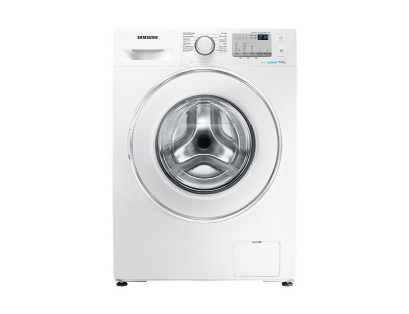 WW70J4263IW Front Loading Washing Machine with Eco Bubble technology, 7 kg