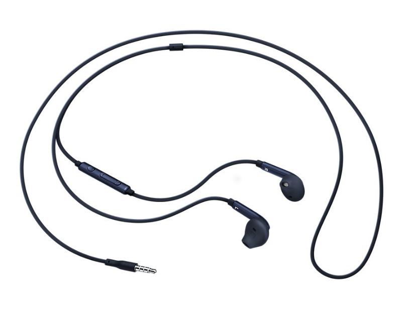 SAMSUNG EARPHONE EG920 - BLACK -UNIVERSAL(EO-EG920BBEGAE)