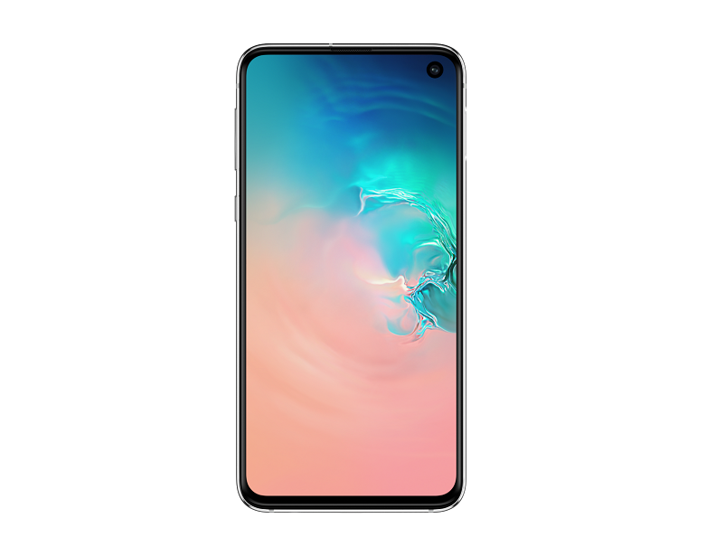 Galaxy S10e 128GB - White