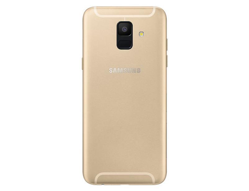 Galaxy A6 - Gold