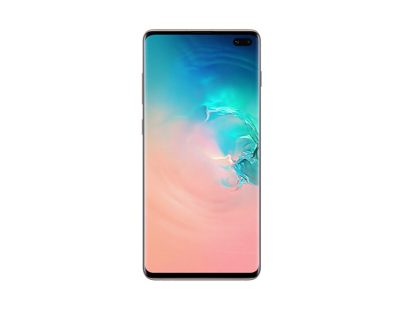 Galaxy S10+ 128GB - White