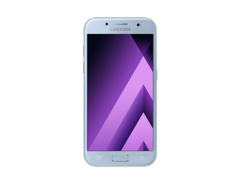 Galaxy A3 - Blue