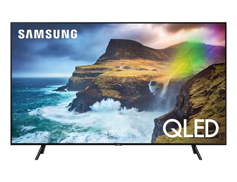 "Samsung QLED 4K TV Q70 – 75"" inch"