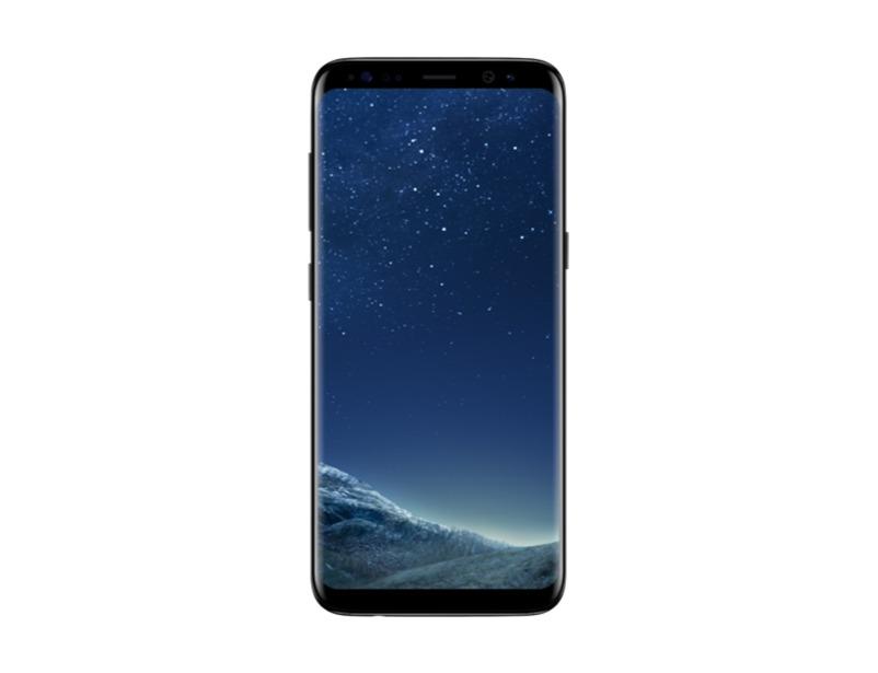 Galaxy S8 - Black