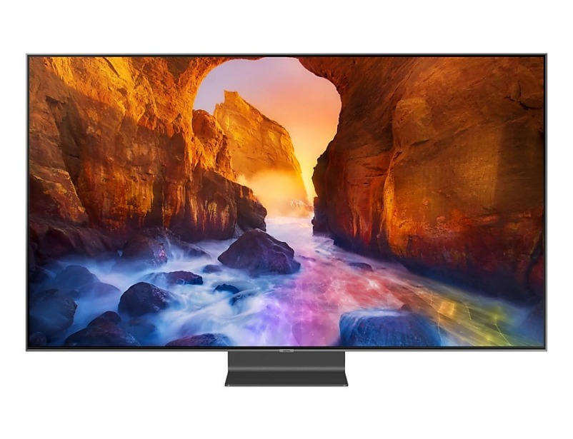 "Samsung QLED 4K TV Q90 – 75"" inch"