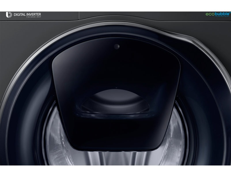 WW90K6410QX Front Loading Washing Machine with AddWash, 9 kg