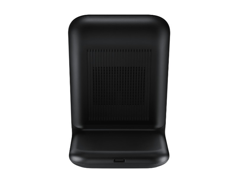 Power - Wireless Charger Stand - Black