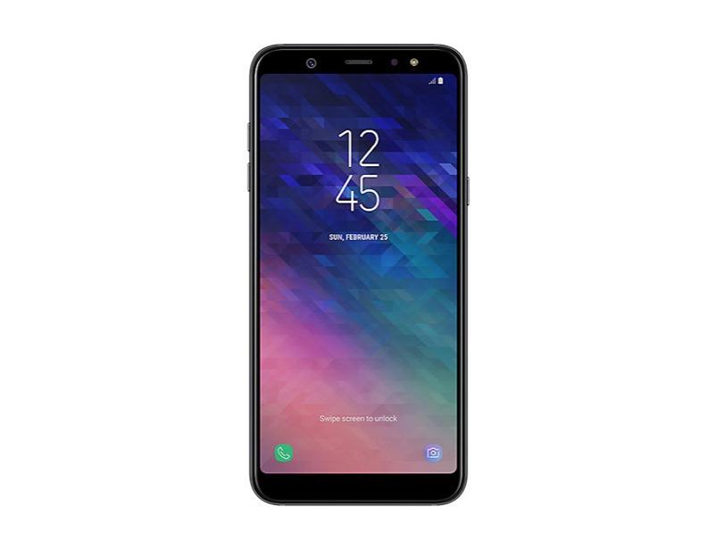 Galaxy A6+ - Black